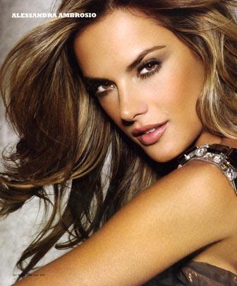 Alessandra Ambrosio - Las modelos más ricas del mundo