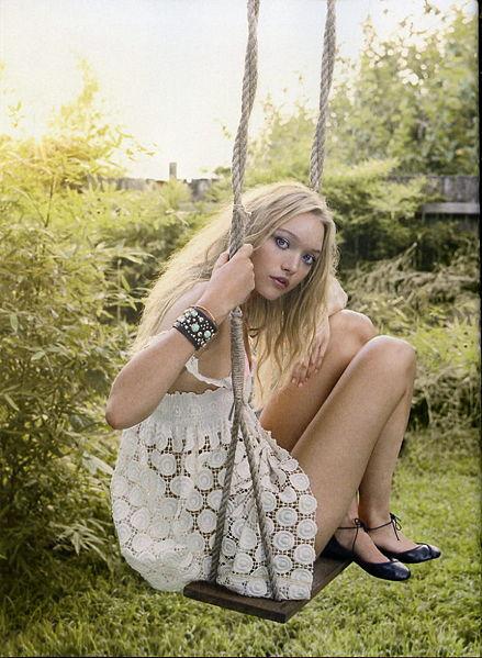 Gemma Ward - Las modelos más ricas del mundo