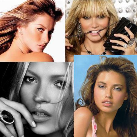Conoce A Las 10 Modelos Más Ricas del Mundo…