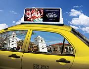 Anuncios Publicitarios en Taxis para Incrementar la Popularidad de tu Empresa